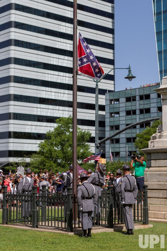 Confederate Flag Removed from South Carolina Capitol