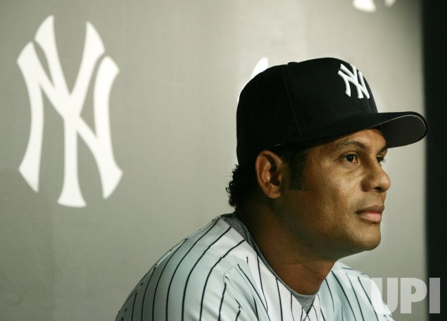 BOBBY ABREU JOINS THE YANKEE STADIUM