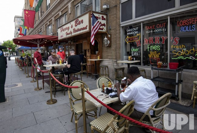 Dc Restaurants Open As Phase One Starts