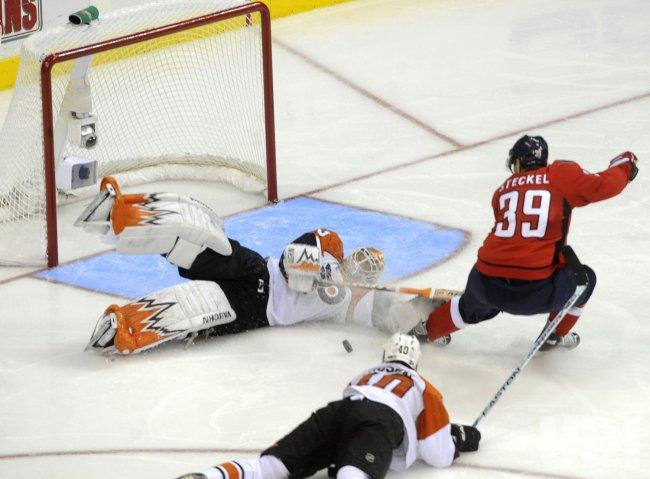 Philadelphia Flyers vs Washington Capitals