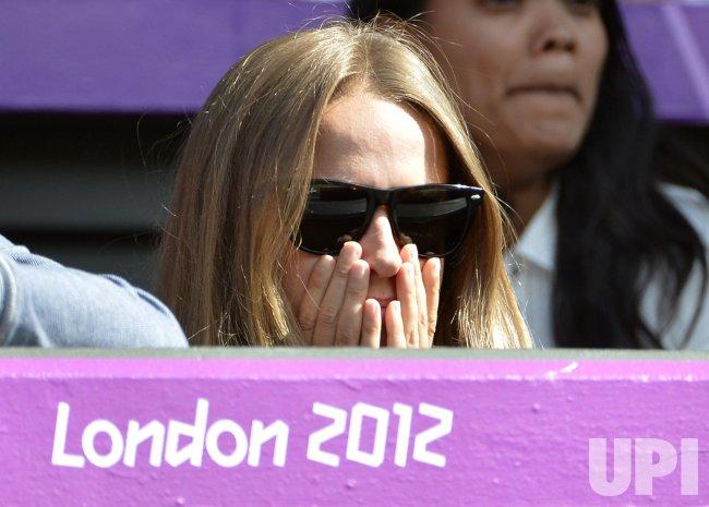Men's Singles Tennis Final at 2012 Olympics in London