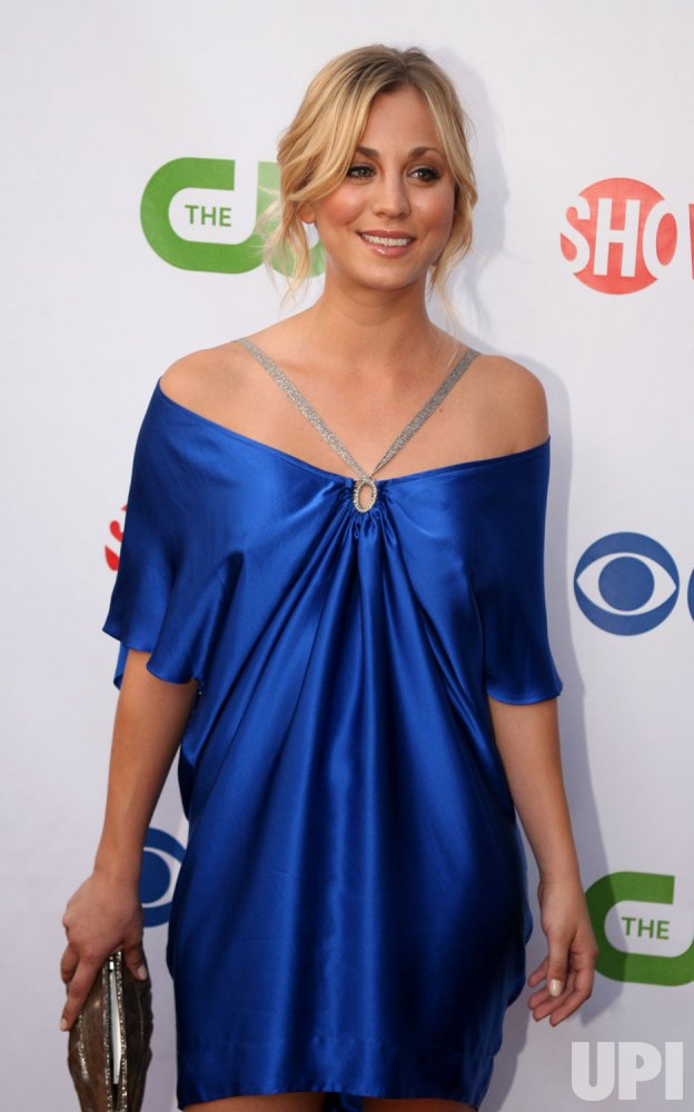 CBS, CW and Showtime press tour party in Los Angeles