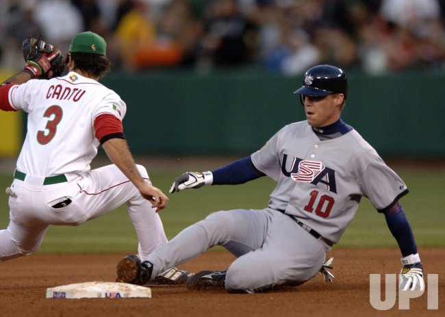06 WORLD BASEBALL CLASSIC UNITED STATES VS MEXICO