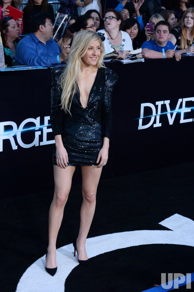 """Divergent"" premiere held in Los Angeles"