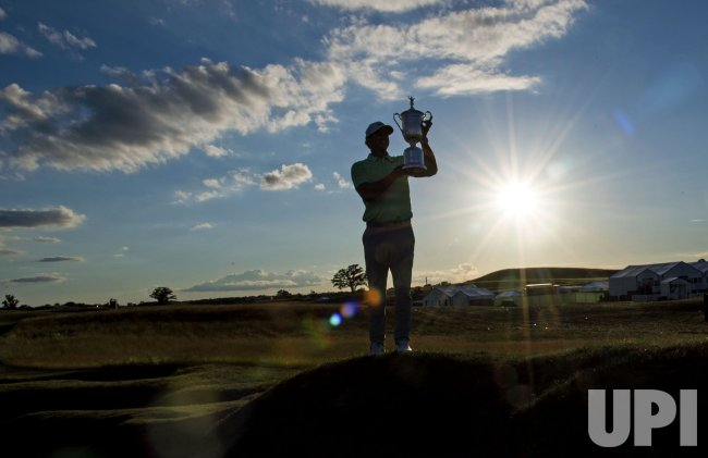 Brooks Koepka wins the 2017 U.S. Open Golf Championship at Erin Hills in Wisconsin