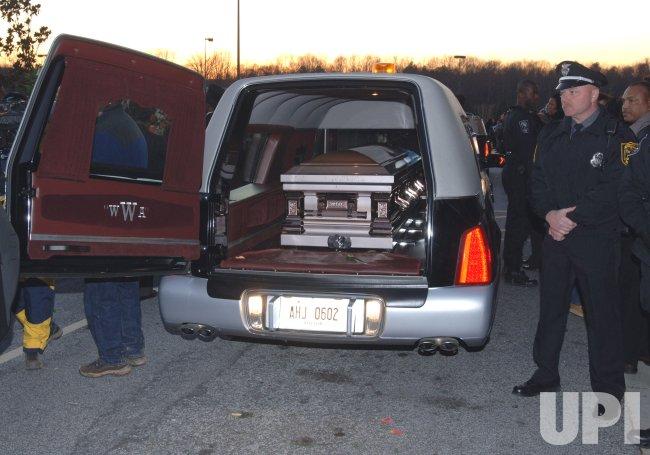 Coretta Scott King Funeral