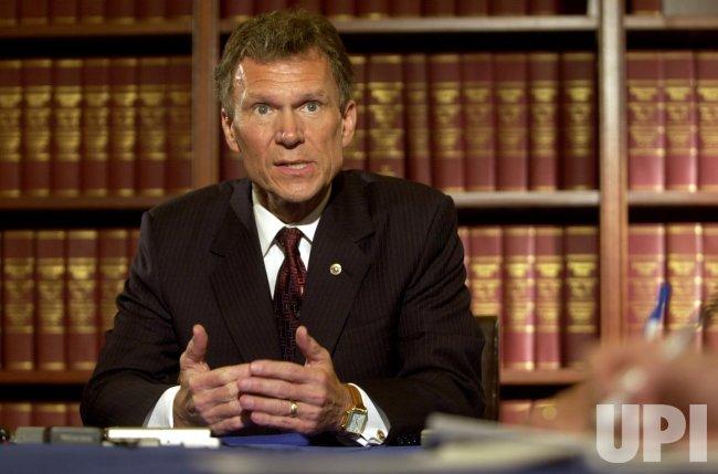 Majority Leader Tom Daschle