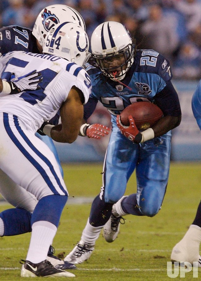 Indianapolis Colts vs Tennessee Titans