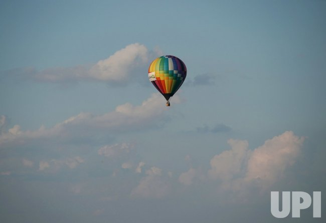 37th annual New Jersey Festival of Ballooning in New Jersey