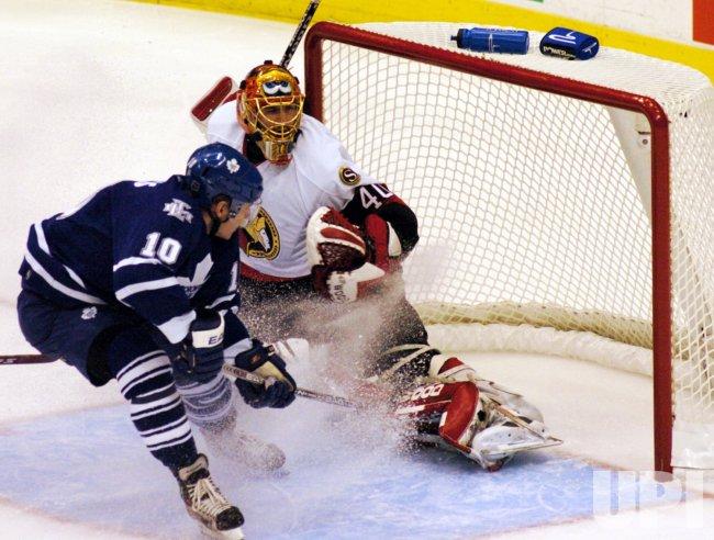 TORONTO MAPLE LEAFS vs OTTAWA SENATORS, 1ST ROUND NHL PLAYOFFS