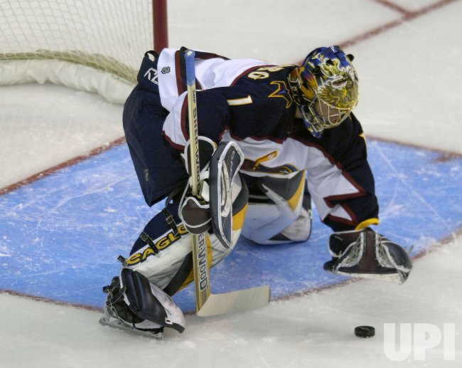 ATLANTA THRASHERS VS WASHINGTON CAPITALS