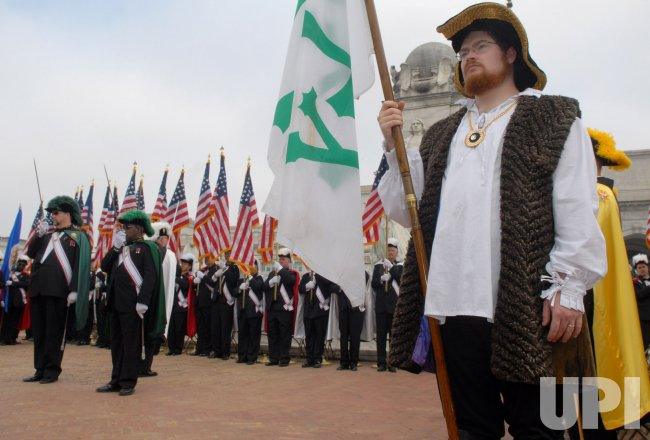 Columbus Day Celebration in Washington