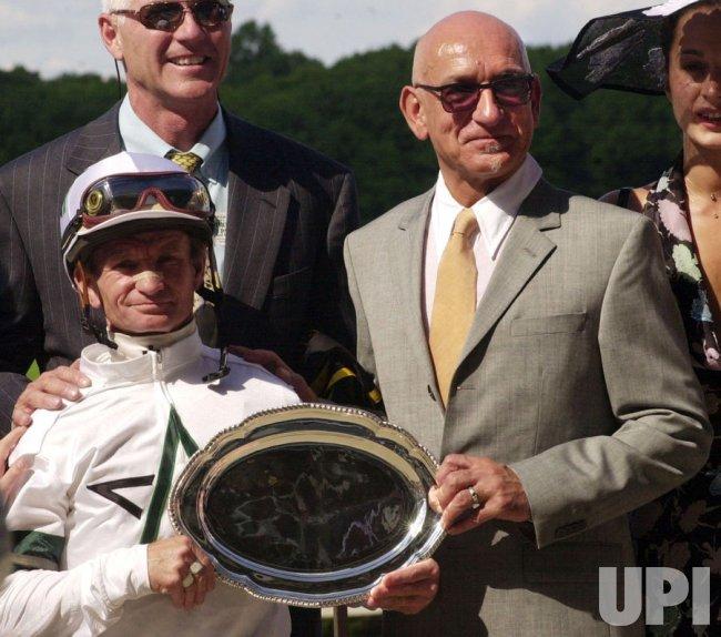 BEN KINGSLEY HORSE LICENSE FEE WINS AT BELMONT RACE TRACK