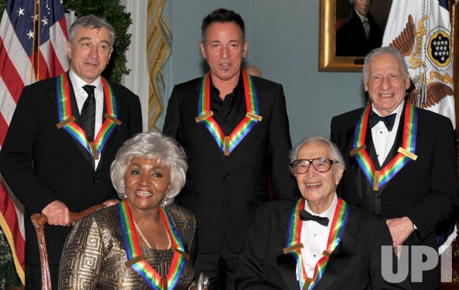 2009 Kennedy Center Honors Reception at the State Department in Washington