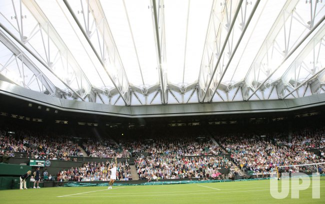 Schiavone returns at Wimbledon.