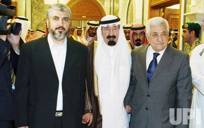 FATAH AND HAMAS FACTIONS AGREE TO PEACE IN MECCA