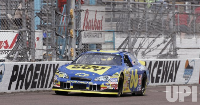 NASCAR- NEXTEL CUP SERIES QUALIFYING