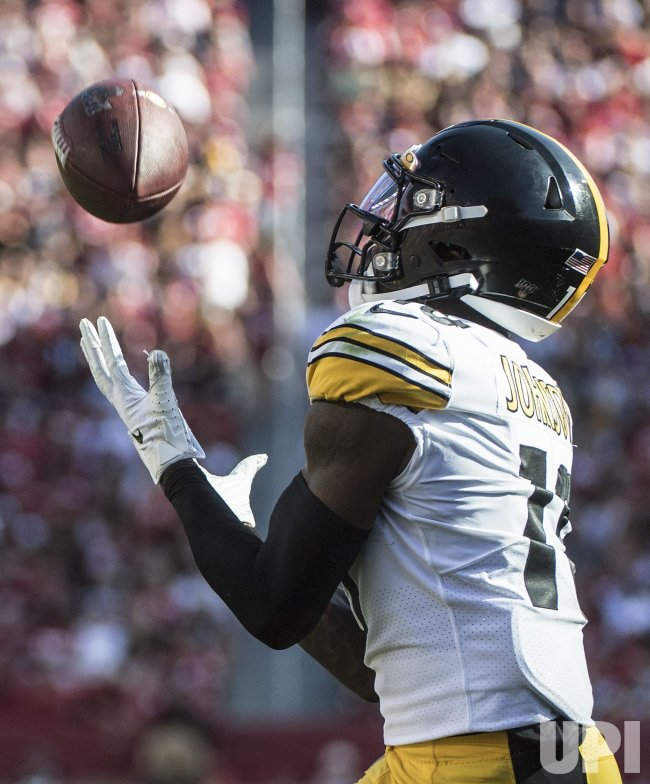 Steelers 39 yard TD in loss to 49ers