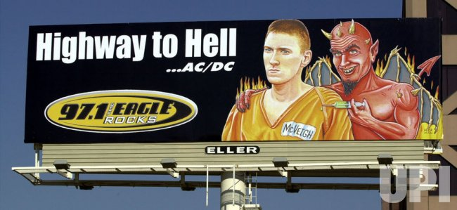 Dallas Billboard Depicting McVeigh with Satan Stirs Controversy