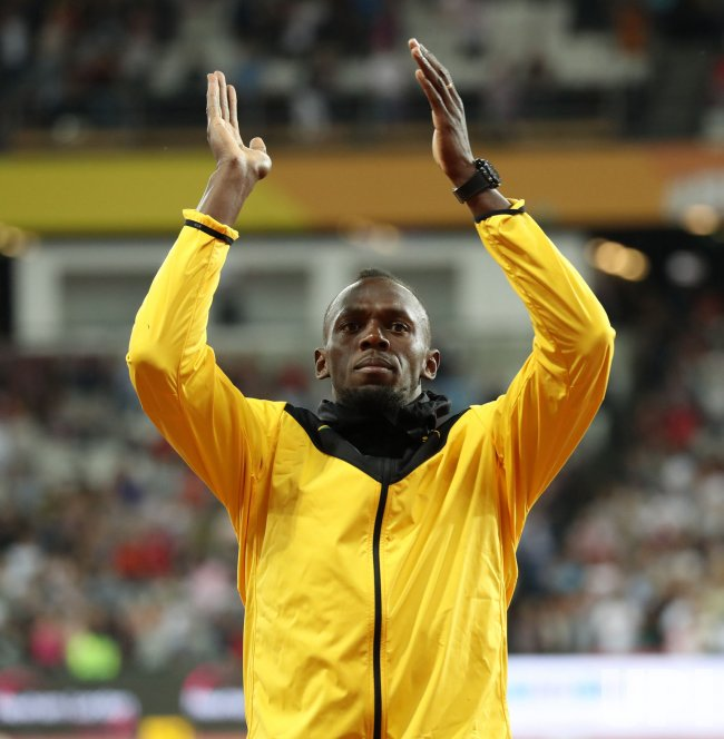 Usain Bolt says final farewell at 2017 IAAF World Championships
