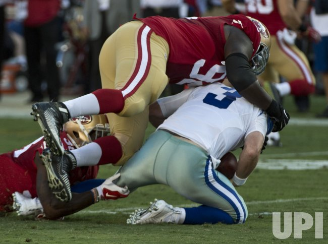 San Francisco 49ers vs Dallas Cowboys