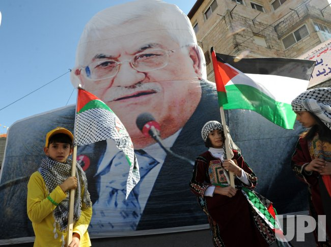 Rally marks 46th anniversary of Fatah party in Ramallah, West Bank
