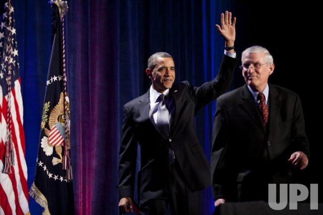 Obama Addresses Health Action Conference in Washington