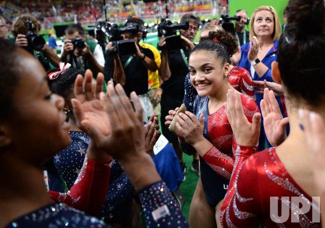 Women's Gymnastics Qualifications of the 2016 Rio Olympics