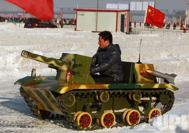 Winter in Harbin
