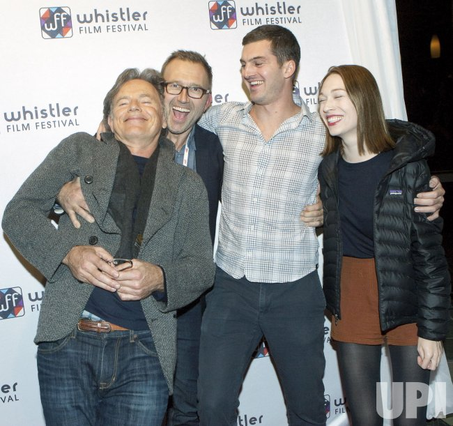 """Bruce Greenwood attends world premiere of his film """"Rehearsal"""" at 2015 Whistler Film Festival"""