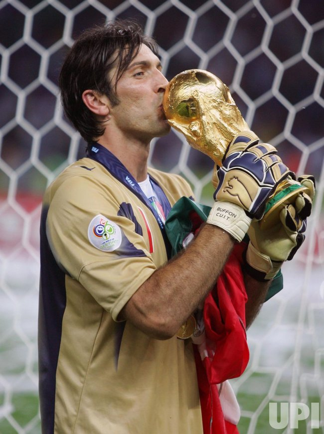 FIFA SOCCER WORLD CUP FINAL 2006 ITALY VS FRANCE