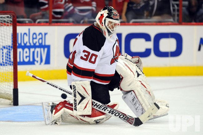 Brodeur in Washington, DC