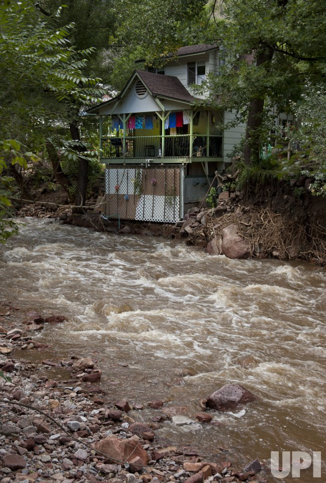 Residents Begin Recovery After Flooding in Boulder, Colorado