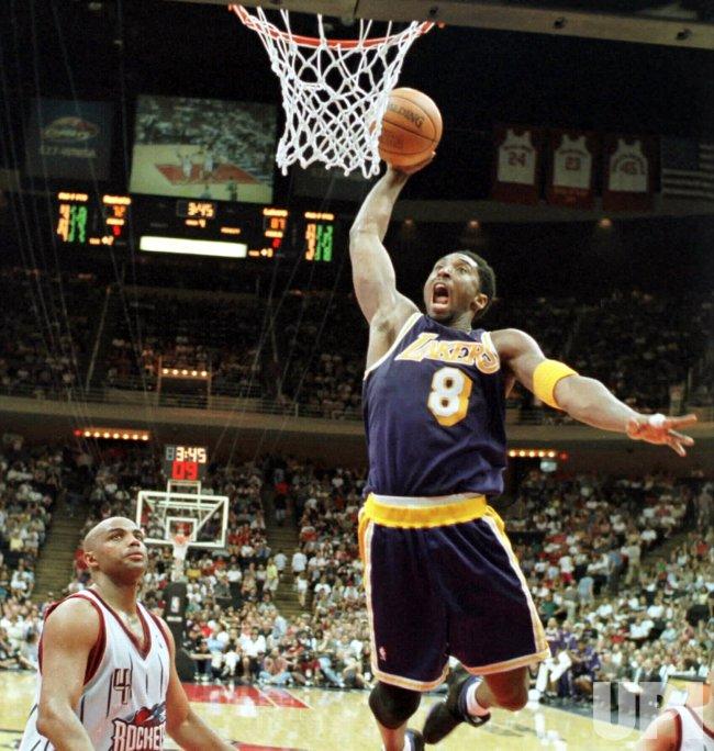 Los Angeles Lakers Vs.Houston Rockets NBA Playoffs