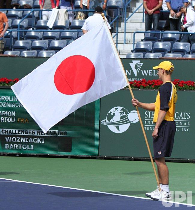2011 BNP Paribas Tennis Open in Indian Wells