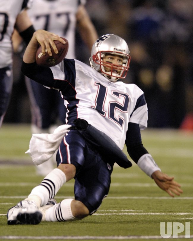 New England Patriots vs Baltimore Ravens