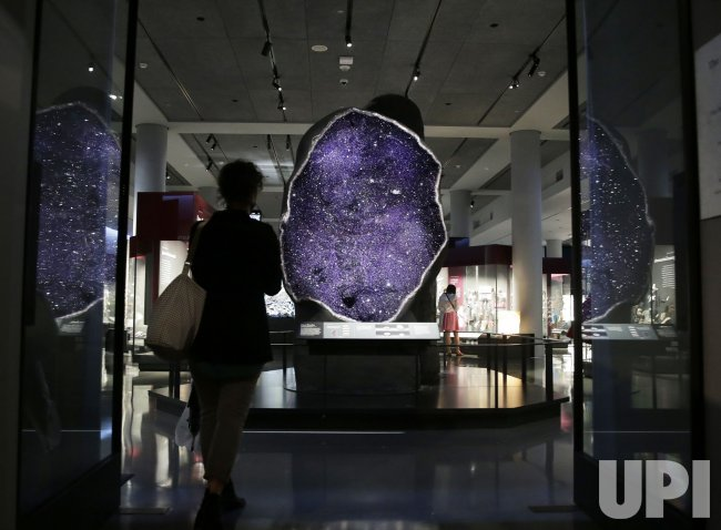 Gems and Minerals at the American Museum of Natural History