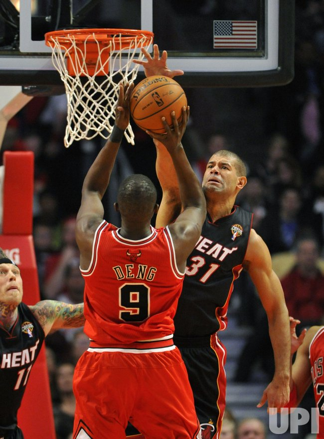 Miami Heat vs. Chicago Bulls