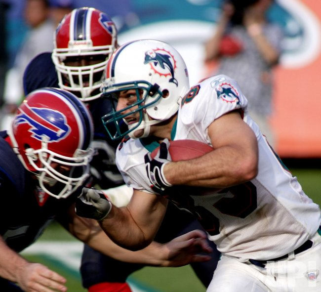 MIAMI DOLPHINS VS. BUFFALO BILLS