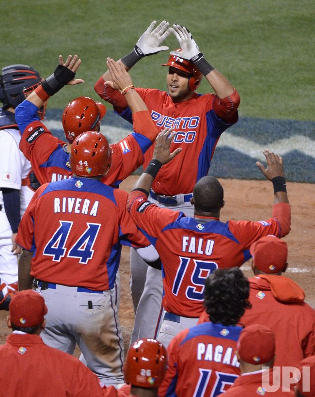 World Baseball Classic Japan vs. Puerto Rico in San Francisco