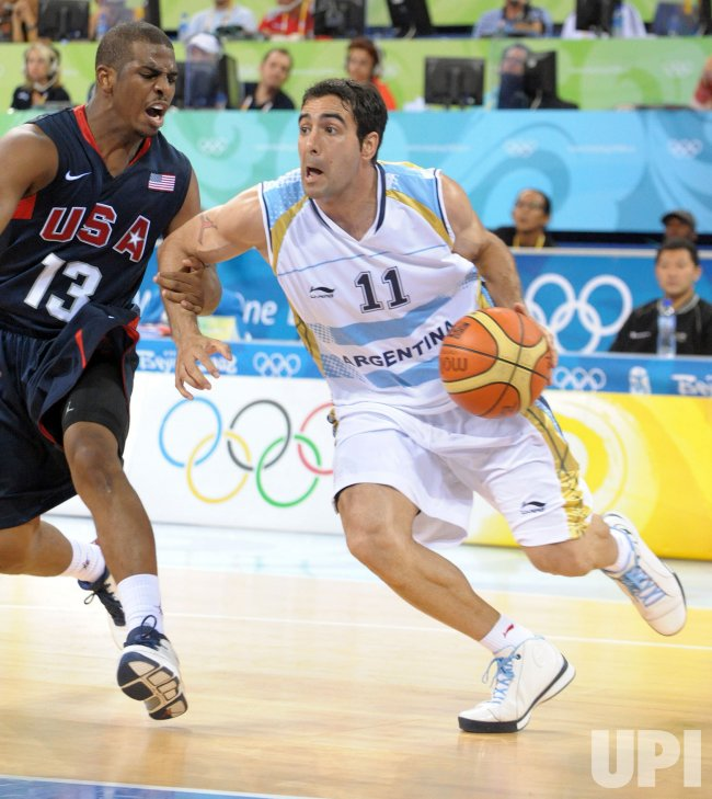 Basketball at 2008 Summer Olympics in Beijing