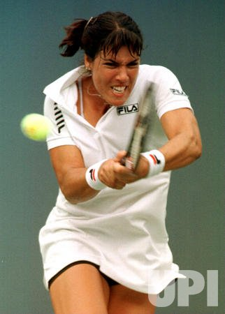 U.S. OPEN 1999 - Monica Seles vs Jennifer Capriati