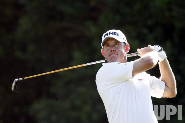 Lee Westwood in Wells Fargo Championship
