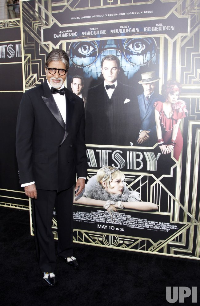 World Premiere of The Great Gatsby
