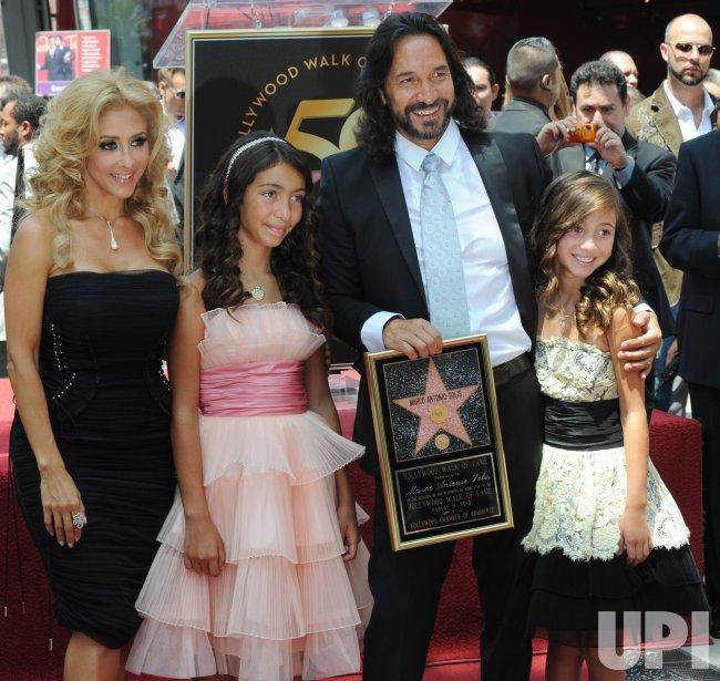 Marco Antonio Solis Daughters