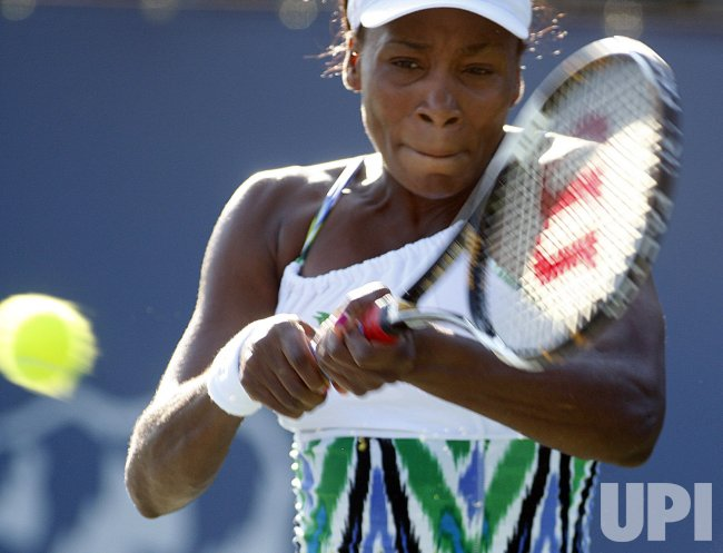 Bank of the West Classic tennis at Stanford University in California