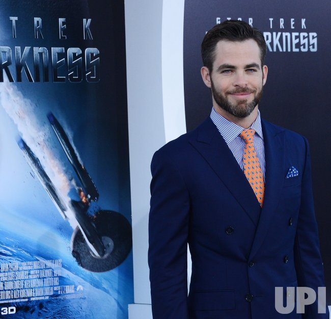 "Red Carpet Arrivals at the Premiere of ""Star Trek Into DarknessÓ in Los Angeles"