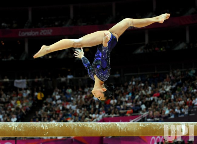 Women's Gymnastics Qualification at London Olympics