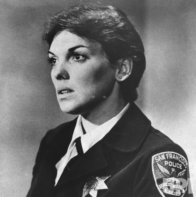 Tyne Daly, Clint Eastwood's new leading lady in The Enforcer