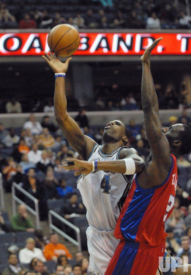 Washington Wizards vs LA Clippers in Washington